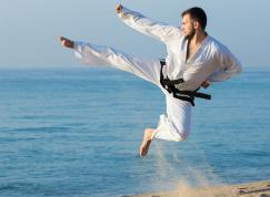 ¿Por dónde empezar… entrenando el cuerpo o la mente?Taekwondo
