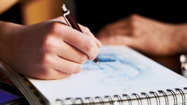 Sketching: dibujando libremente