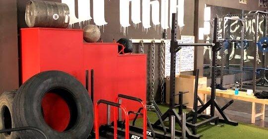 Sparta: Mi casa, mi gym