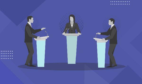 Convicción y lógica discursiva:Debate